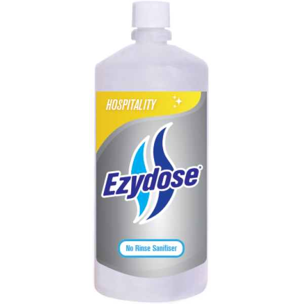 EZYDOSE No Rinse Sanitiser 325ml