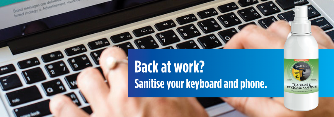 Sanitise Your Keyboard