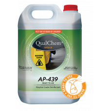 AP439 Hospital Grade Disinfectant 5L READY TO USE
