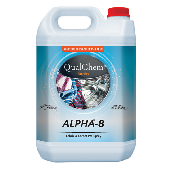 Alpha-8 - Fabric & Carpet Pre-spray 5L