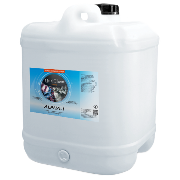 Alpha-1- One Shot Detergent 20L