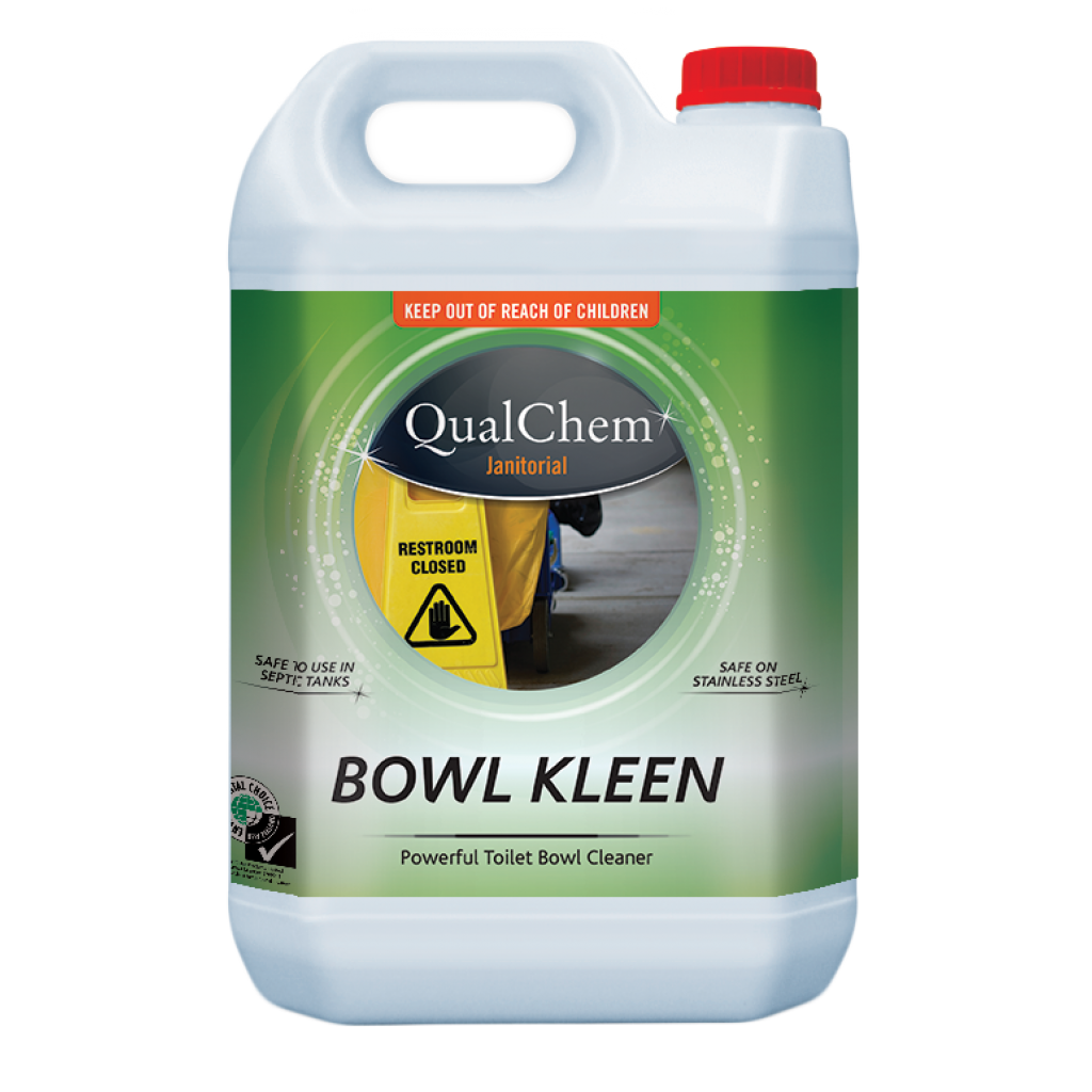 Bowl Kleen 5l Qualchem