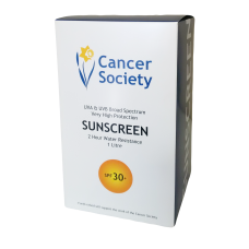 Cancer Society Sunscreen 1000ml