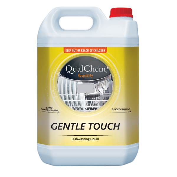 Gentle Touch Dish Liquid 5L