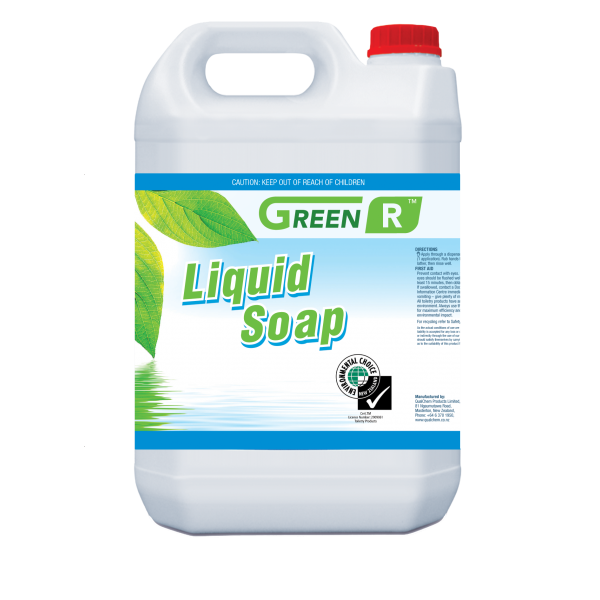Green'R Liquid Soap 5L