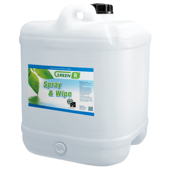 Green'R Spray & Wipe 20L