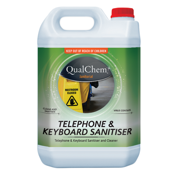 Telephone & Keyboard Sanitiser 5L